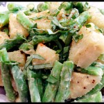 GreenBeanandSweetPotatoSalad